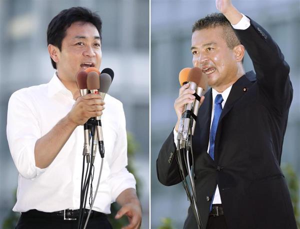 【国民民主党代表選】2候補、安倍晋三首相の9条改憲案に反対 - 産経ニュース