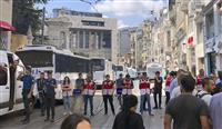 トルコ警察が数十人拘束 行方不明者母の700回目集会