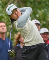 【米女子ゴルフ】8位畑岡奈紗「伸ばせなかったのが残念」 64位野村敏京「ショットが良く…