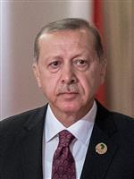 トルコのエルドアン大統領が9月にイラン訪問へ ロシア含め3首脳会談も