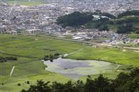 斎藤茂吉が詠んだ湖、今世紀中に消滅の恐れ 土砂流入で 山形・白竜湖