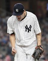 【MLB】田中将大が日米通算2000奪三振 大谷翔平は4番DHで出場