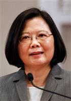 台湾豪雨で浸水被害、蔡政権に批判も