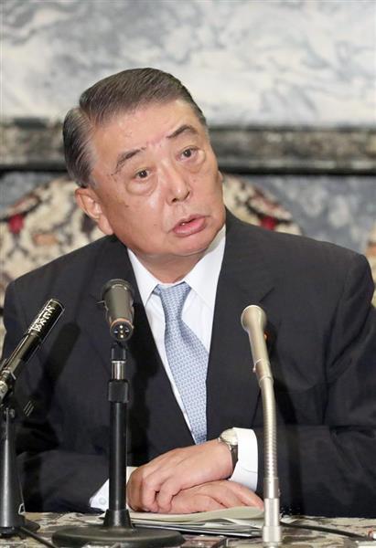 大島理森議長9月上旬に訪米 下院...