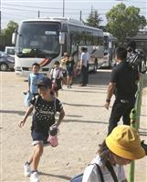 【西日本豪雨】岡山・真備町の小学校で登校日 県立高の教室間借り