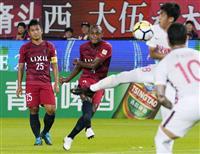【サッカーACL】鹿島が2発先勝 初の4強へ大きく前進