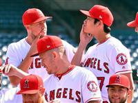 【MLB】大谷翔平は先発を外れる 相手先発は左投手