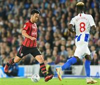 【欧州サッカー】30歳吉田麻也が初出場で貢献 「体の状況は一番いい」