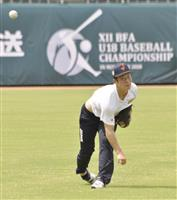【高校野球】「いつでもいける」金足農・吉田輝星が回復アピール 高校日本代表が宮崎で初練…
