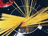 スパゲッティを完璧に「2つに折る」方法、MITの研究者が発見