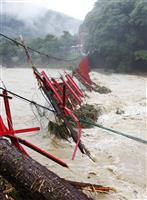 またも大雨で浸水 県が緊急会議 山形