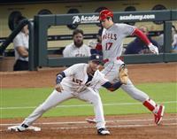 【MLB】大谷翔平は5番DHで出場 敵地でのアストロズ戦