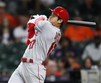 【MLB】大谷翔平は3打数1安打2得点 5番DHでフル出場