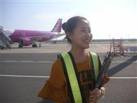 【インターン新聞より】LCCピーチを故郷へ 中国人留学生インターンで奮闘「自分の成長の…