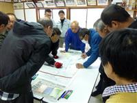 在庫切れ多発…西日本豪雨で高まるハザードマップの重要性 地域で独自防災マップづくりも