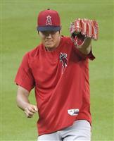 【MLB】大谷翔平がブルペンで24球 復帰初戦のアストロズ戦へ調整