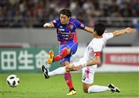 【Jリーグ】FC東京が鳥栖と分ける