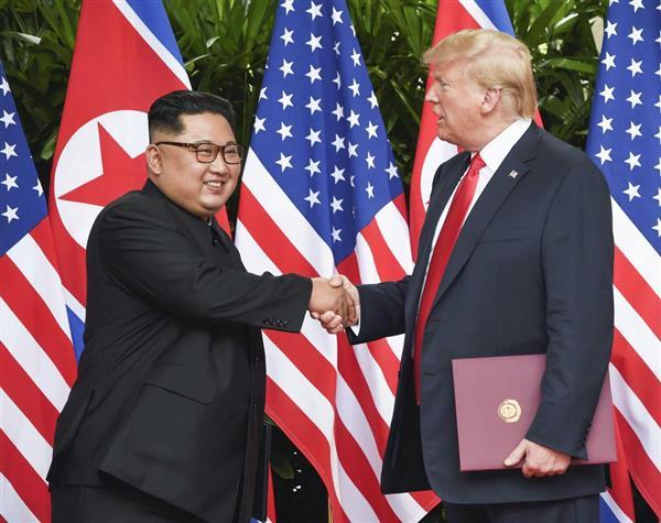 【劇場型半島】米朝非核化交渉はなぜ行き詰まったのか…トランプ氏を別格視する北朝鮮の不可思議な「論法」が壁に(1/4ページ) - 産経ニュース
