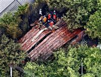 火元?居間に蚊取り線香 静岡の4人死亡火災