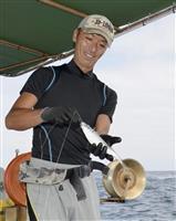 佐賀関・永倉和久さん、関アジ、関サバ狙い漁へ 漁協が支援、1年で独立