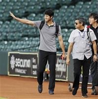 【MLB】大谷翔平復帰、2失点で2敗目 田沢1失点、平野は無失点