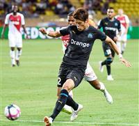 【欧州サッカー】マルセイユの酒井宏、勝利に貢献 「気合入っていた」