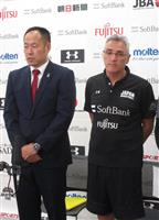 【バスケットボール】男子代表のラマス監督「責任を感じる」 アジア大会代表4選手の不適切…