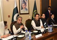米、パキスタン支援を停止 対テロ取り組みに不満、カーン新政権と関係悪化も