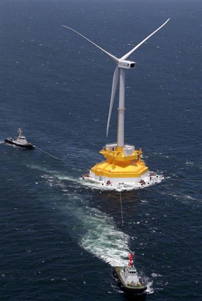 三菱重工、英国で洋上風力90基受注 世界最大出力の発電設備 - 産経 ...