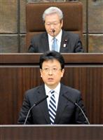 大西・熊本市長、再選出馬を表明