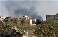 リビアで非常事態宣言 首都で武装勢力同士の戦闘激化