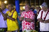 中国外交旅券での入国を太平洋の島国ナウルが拒否 反発受け妥協