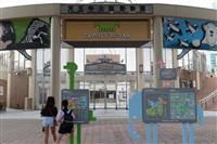 【台風21号】「諦めるしか」「安全考えれば仕方ない」休園のUSJ、観光客ら