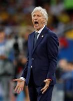【サッカー】コロンビア代表のペケルマン監督が辞任へ ロシアW杯でベスト16