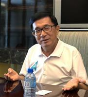 「台湾存続、中国圧力で危機」 台湾の陳水扁元総統に独占インタビュー 10年ぶりメディア…