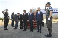 【激動・朝鮮半島】韓国特使団と北朝鮮側との会談、平壌で始まる