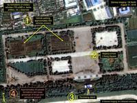【激動・朝鮮半島】北の軍事パレード訓練会場でミサイル発射台見えず 米「38ノース」が衛…