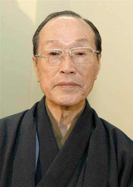 文楽三味線の人間国宝・鶴沢寛治...