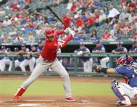 【MLB】右肘靱帯に新たな損傷の大谷翔平 レンジャーズ戦に3番DHで先発