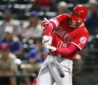 【MLB】右肘損傷の大谷翔平が17・18号 4打数4安打3打点 1年目の日本選手最多本…