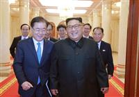 【激動・朝鮮半島】3度目南北会談は18~20日で合意 正恩氏「完全な非核化意志」再確認…