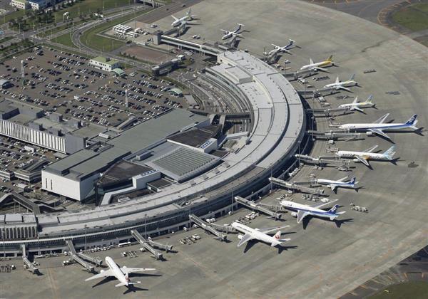 北海道震度7地震】新千歳空港は...
