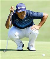 【米男子ゴルフ】12位発進の松山英樹「初日としてはいい」