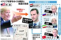 シリア最終局面へ、支援、慎重…思惑さまざま ロシア・イラン・トルコ