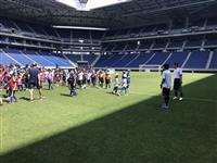 【インターン新聞より】もっと芝生を! 大阪府サッカー協会から未来へロングパス 裾野拡大…