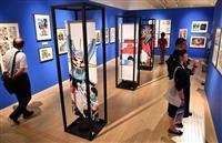 【動画】「永井GO展」内覧会…「デビルマン」「マジンガーZ」フィギュアも展示 8日開幕…