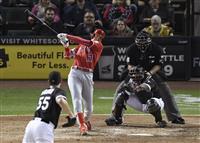 【MLB】大谷翔平が19号3ラン 日本選手の1年目最多本塁打記録を更新