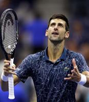 【全米テニス】錦織圭に14連勝で決勝進出のジョコビッチ「重圧をかけ続けた」