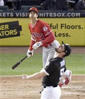 【MLB】大谷翔平が最多の19号 4打数1安打3打点 「いいところで打てた」