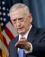 米国防長官が予告なしにアフガン訪問 和平前進「幻ではない」